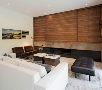 Heathdale Residence by TACT Design INC.