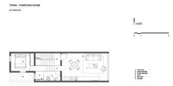 Rethinking the Split House by Neri&Hu