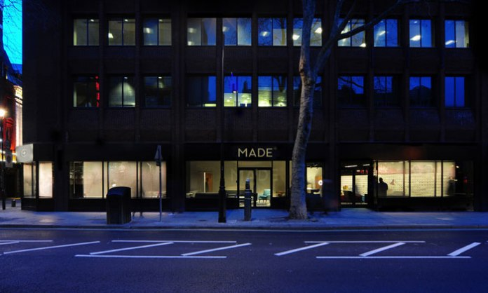 Architects Bureau de Change complete MADE flagship store in Soho