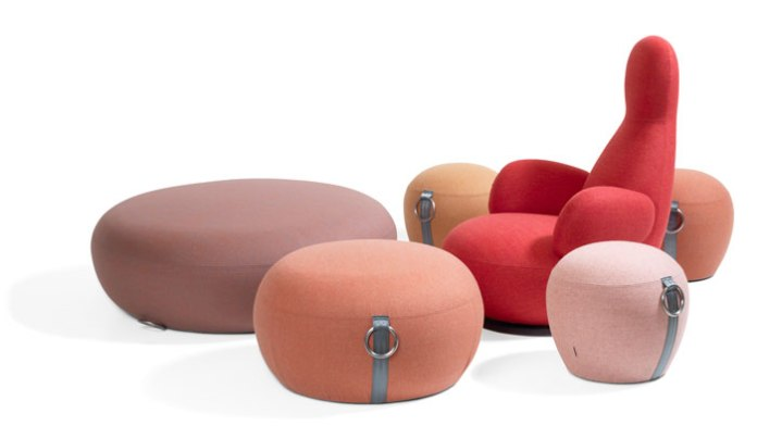 Puff by Stefan Borselius for Bla Station