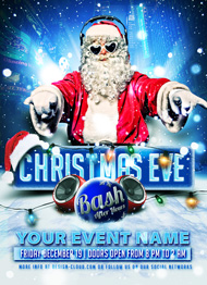 Christmas After Hours Flyer
