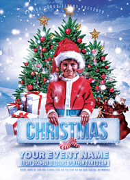 Christmas Party/Event Flyer
