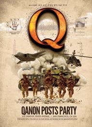Qanon Flyer