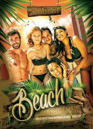 Summer Friends Flyer