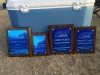 the awards for the weekend