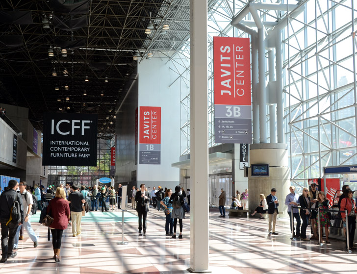 the 25th annual international contemporary furniture fair | design