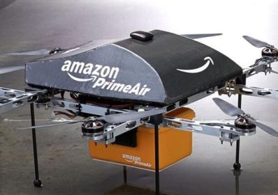 Amazon Prime Air Prototype