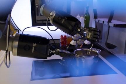 Image: Moley Robotics
