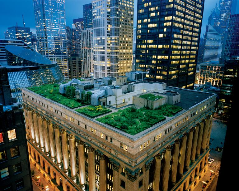 Tags: Carbon Footprint, Chicago, Design, Eco Friendly, Engineering, EPA,  France, Green, Green Roofs, New York City, Productivity, Solar Panels,  Spotlight, ...