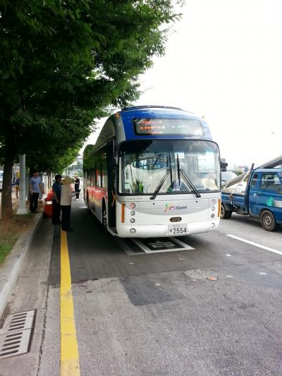 A similar system already exists for buses in South Korea Image: Wired.com