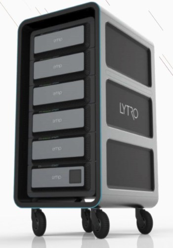 Immerge comes with its own server. Image via Lytro