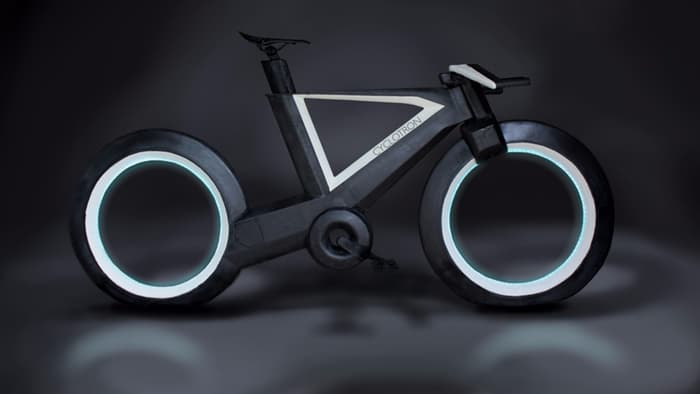 Cyclotron The Spokeless Smart Bike You Can Order Now Design