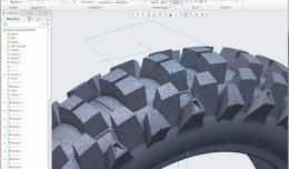 Creo Pirelli Motocross Tire