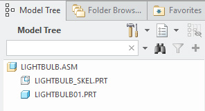 Difference between Skeleton Part and regular part with PTC Creo