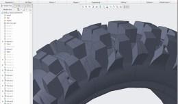 Pirelli Motocross Tire