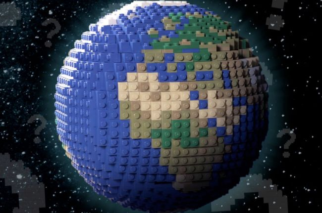 lego planet