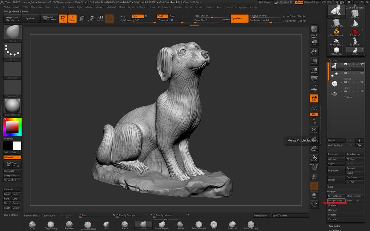 Готовим 3D PDF