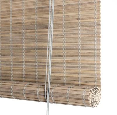 Color Co Grå bejdset heldækkende bambus