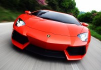 How to make a 2012 Lamborghini Aventador!