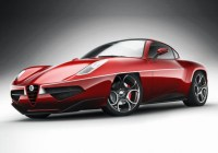 Alfa Romeo Touring Superleggera Disco Volante