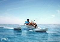 Elgyka Design – Dared Kite Boat