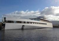 Steve Jobs Last Design – Venus Yacht [VIDEO]