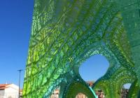 Pleated Inflation par Marc Fornes / Theverymany