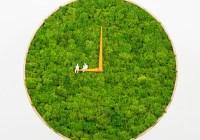 clock by noktuku brings nature home…
