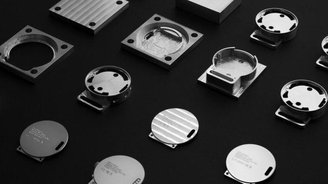 Smartwatch Braille : toutes les pièces en détail