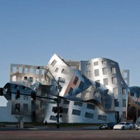 Frank Gehry's Riotously Sculptural $100-million Cleveland Clinic Lou Ruvo Center for Brain Health in Las Vegas Opens
