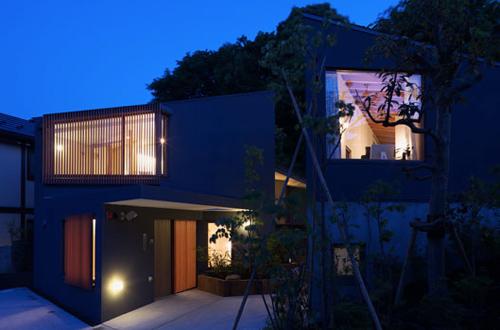 Oblique House 2