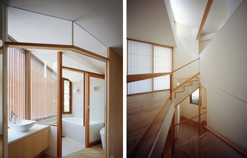 Oblique House 8