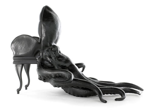 Octopus Chair by Maximo Riera