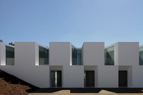 House for the Elderly in Portugal by Aires Mateus