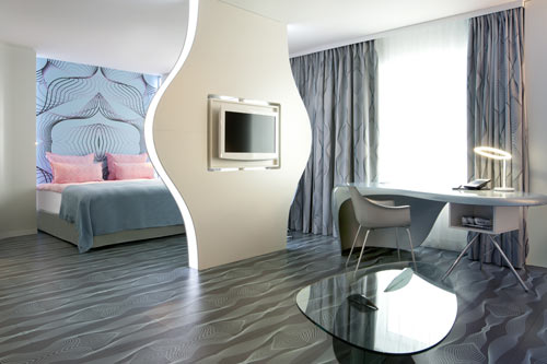 Destination Design: nhow Berlin Hotel