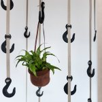 Grapple Coat Hanger Made From Grass