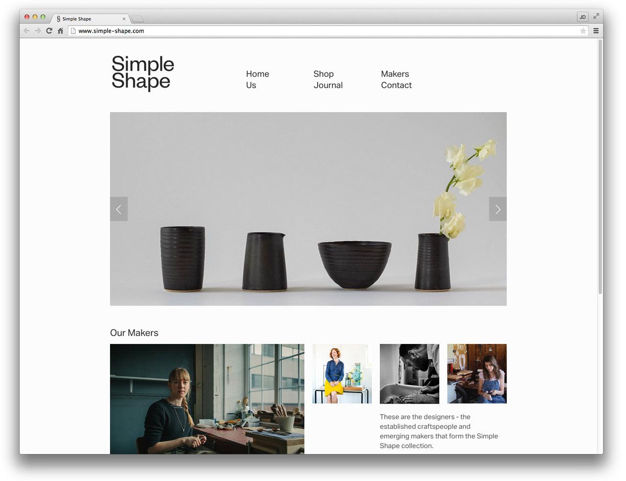 10 Well Designed Squarespace Commerce Sites Design Milk