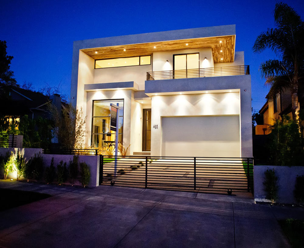 Eco Friendly Sustainable Home In California Design Milk