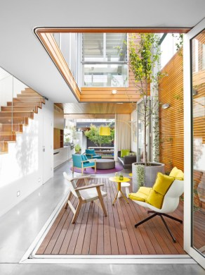 10 Modern Houses with Interior Courtyards   Design Milk Photo by Florian Grohen
