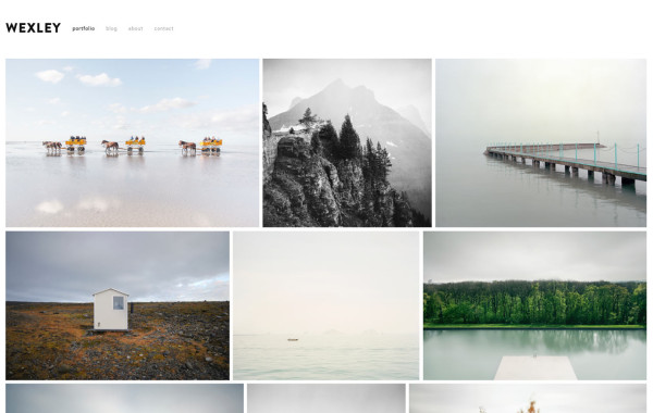 How To Choose The Best Squarespace Template The Only Three Tips You39ll Need Design Milk