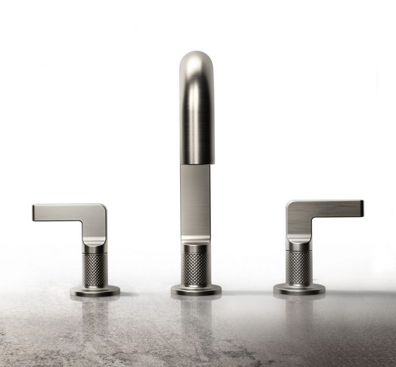 Gessi Launches Inciso Bath Collection by Rockwell Group