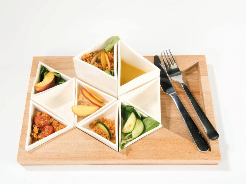 Lena Beigel Creates a Unique Way to Experience Food