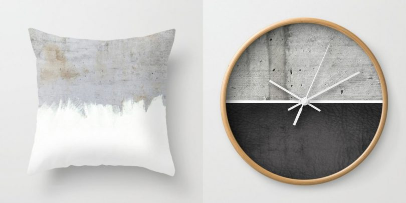 A Solid Case for Concrete on Society6