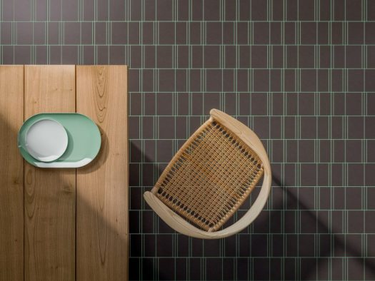 Cava Graphic Tile Collection by LucidiPevere for Living Ceramics