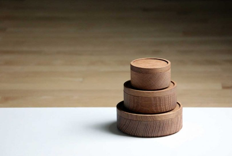 Modern, Practical Housewares Made of Wood by Heide Martin