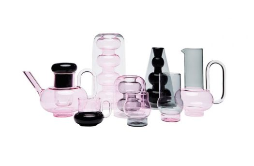 BUMP Borosilicate Vessels for Drinking and Hosting by Tom Dixon