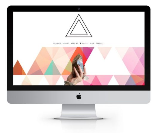 Ask Yourself These Six Questions: Branding with Steph Zangeneh Azam & Squarespace