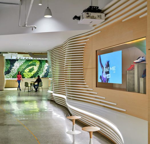 IA Interior Architects Designs a New Home for the ASICS Creation Studio in Boston