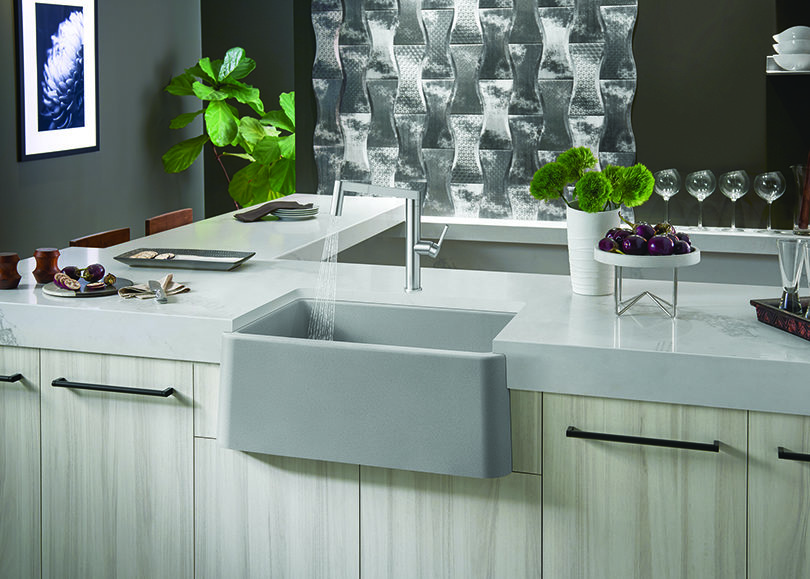 classic farmhouse sink for today s kitchen
