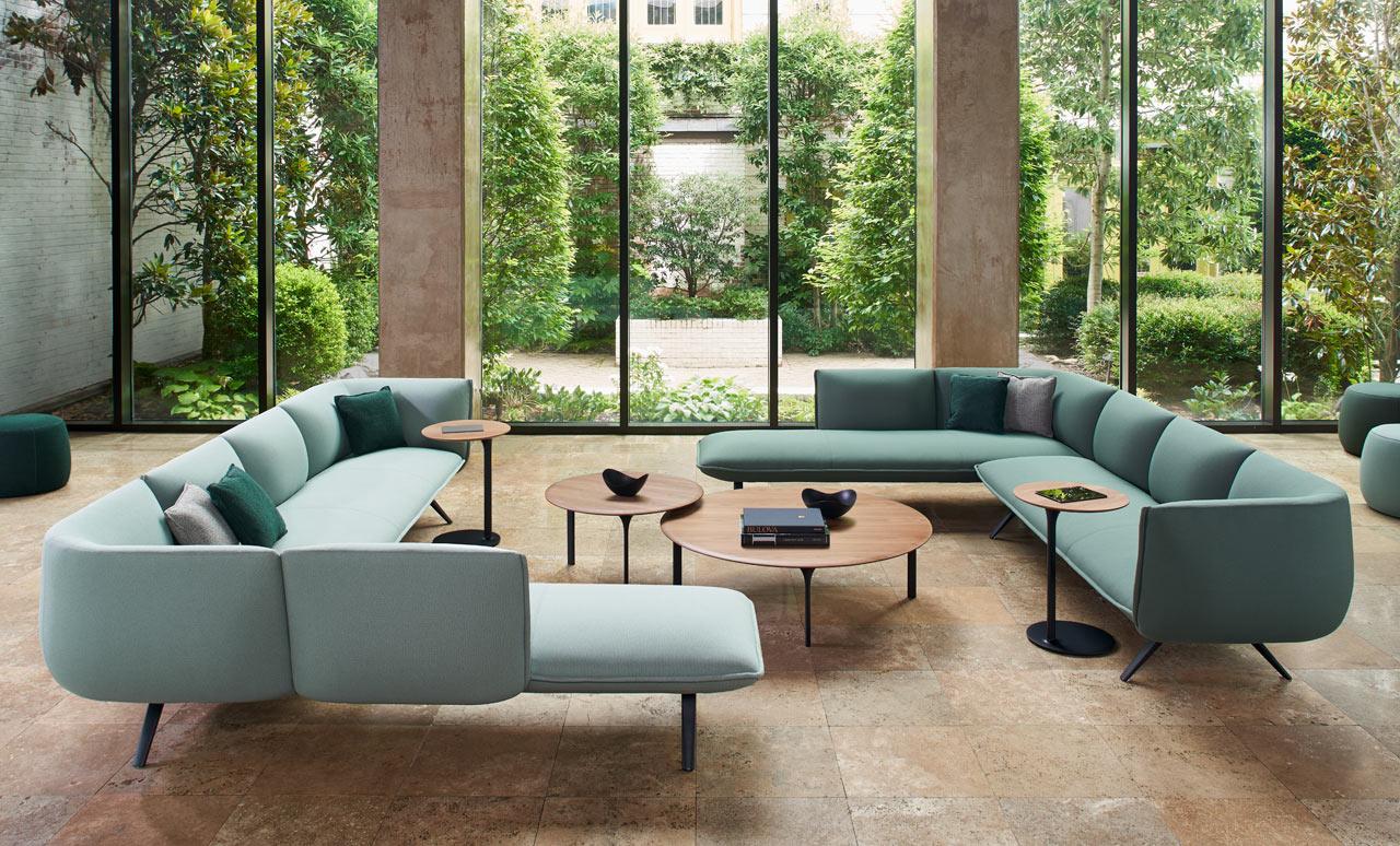 Bernhardt Design Unveils A Modular Seating System By Luca